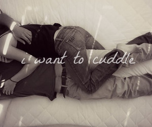 cuddle and love image