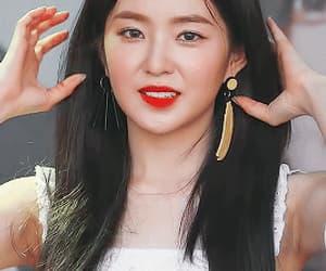 gif, korean, and model image