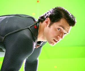 actor, gif, and Henry Cavill image