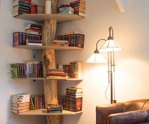 book, design, and interior image