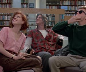 Breakfast Club, 80', and movie image