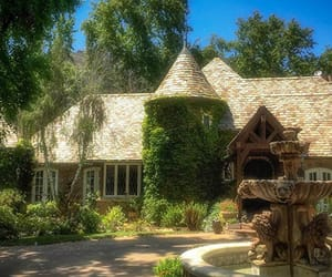 cottage, enchanted, and house image