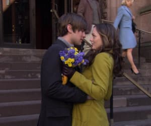 blair waldorf, Chace Crawford, and couple image