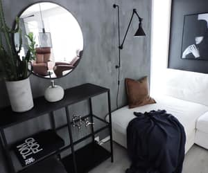 black, gris, and home image