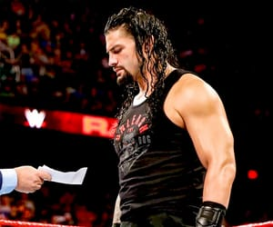 wwe, monday night raw, and roman reigns image