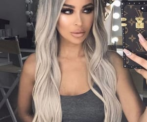 goals, gorgeous, and long hair image