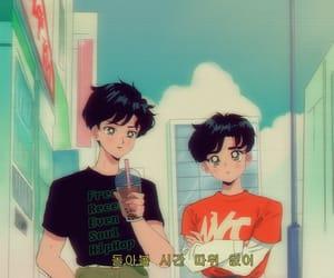anime, exo, and 90s image