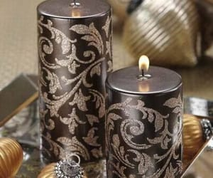 candles, handmade, and decor image