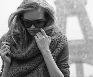 girl, paris, and fashion image