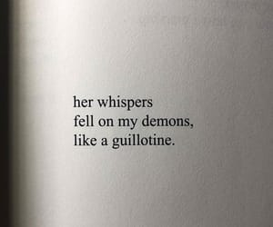 quotes, love, and demons image