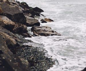 beauty, nature, and sea image