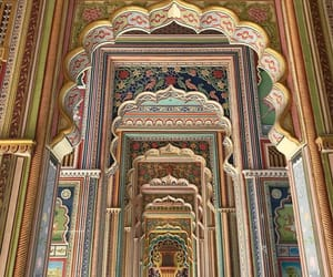 architecture, india, and rajasthan image