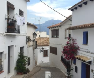 holiday, spain, and summer image