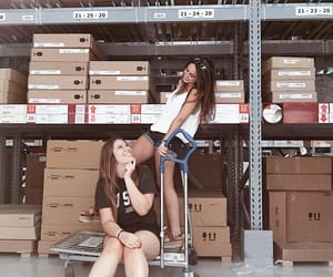 bff, friends, and ikea image