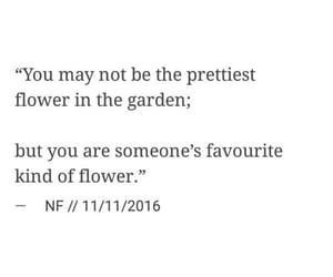 quotes and flowers image