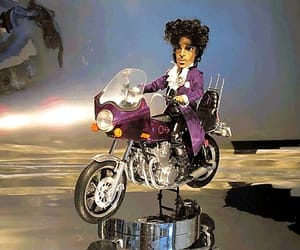 art, motorbike, and motorcycle image