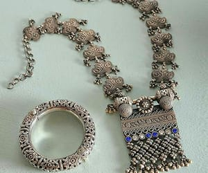 jewelery, antique, and silver image
