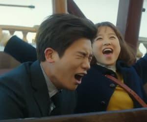 couple, strong woman do bong soon, and ahn min hyuk image