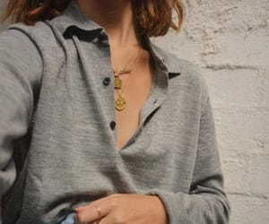 fashion, jewels, and necklace image