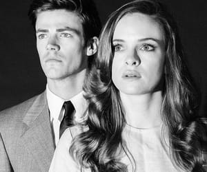 danielle panabaker, DC, and grant gustin image