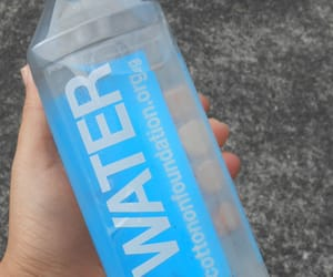 water, blue, and healthy image