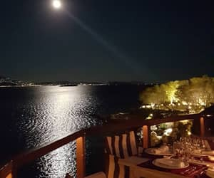 dinner and Greece image