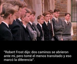 dos, frase, and pelicula image