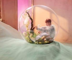 art, burbuja, and k-pop image