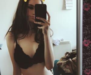 alternative, beauty, and mirror image
