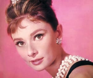 audrey, beauty, and pink image