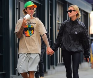 August 13: Hailey Baldwin and Justin Bieber out in New York