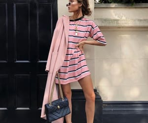 fashion, london, and pink image