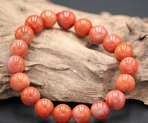 bracelets, etsy, and south red agate image