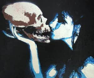 art, dark, and Ilustration image