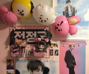 rj, muster, and bts image