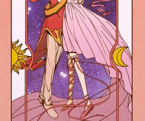 anime, sakura, and syaoran image