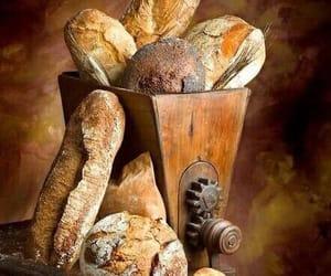 comida, pan, and tahona image