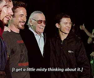 Avengers, benedict cumberbatch, and tom holland image