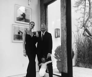 rosie huntington whiteley, Jason Statham, and jack oscar statham image