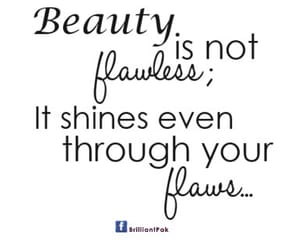 quotes, beauty, and flawless image