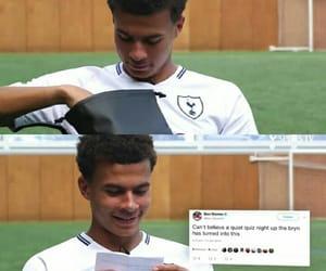 football, england, and dele alli image