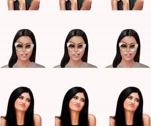 make up, model, and television image