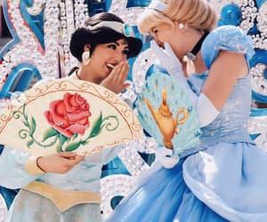 blue, disney princess, and fashion image