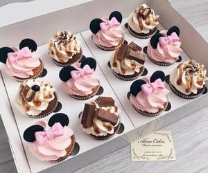 sweet, cupcake, and cake image