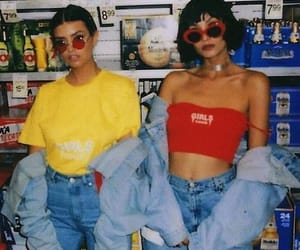 90s, vintage, and aesthetic image