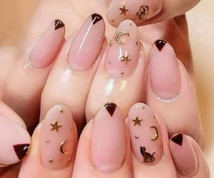 manicure, nails, and sailor moon image
