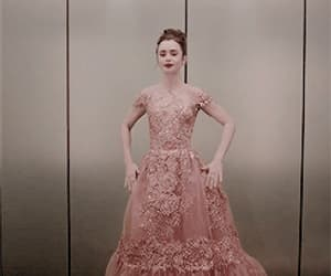 actress, dress, and wow image
