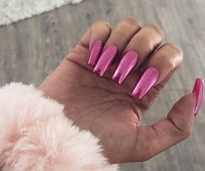 nail polish and nails goals image