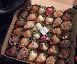 chocolate, porn, and dessert image