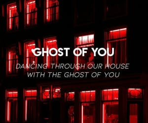 youngblood, ghost of you, and luke hemmings image